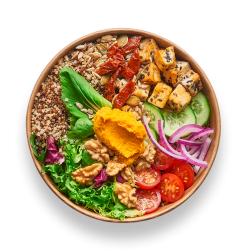 Bowl High-protein Vege