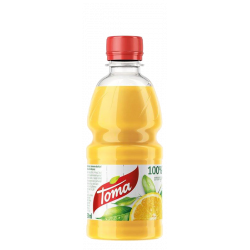 Orange juice TOMA 330 ml