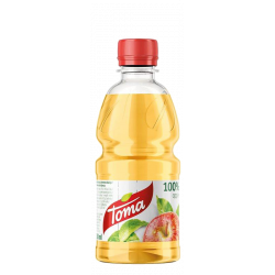 Apple juice TOMA 330 ml